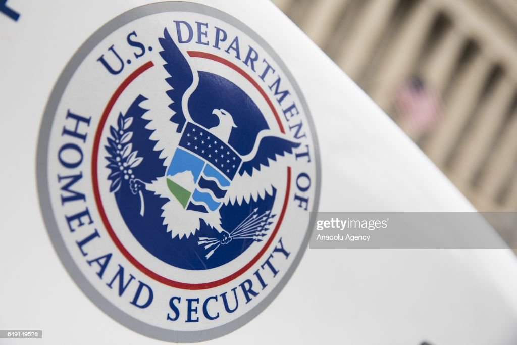 Us Department Of Homeland Security Pictures Getty Images