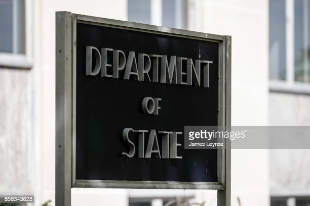The Department of State in Washington, D.C.