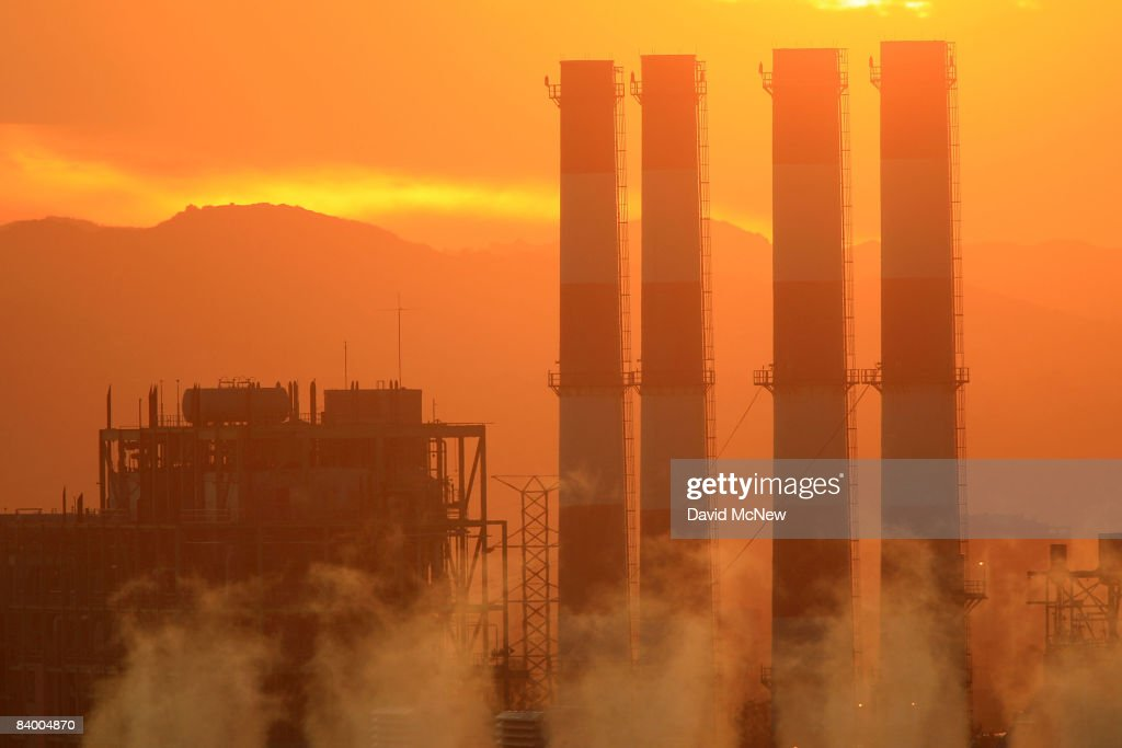 California Adopts Sweeping Plan To Combat Greenhouse Gas Emissions : News Photo