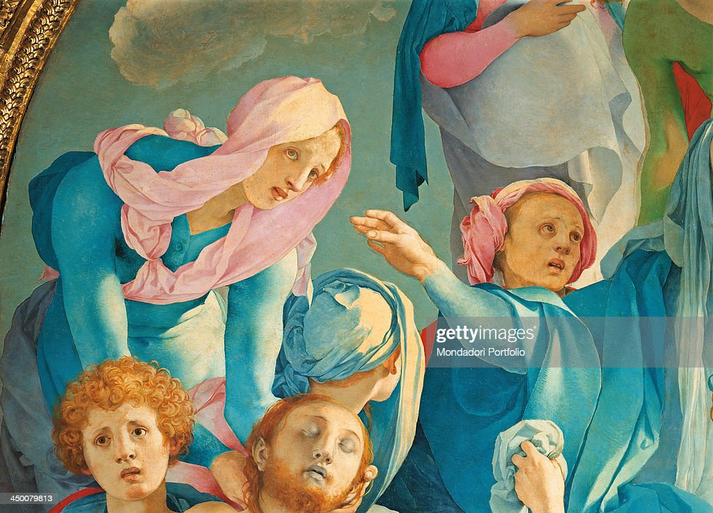 The Deposition From The Cross By Jacopo Carrucci Known As Pontormo Photo D Actualite Getty Images