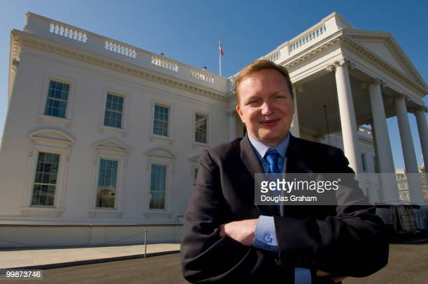 The Deputy White House Chief of Staff Jim Messina
