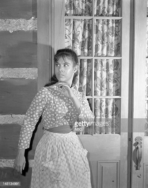 BONANZA The Deserter Episode 5 Pictured Gale Garnett as Maria Winters