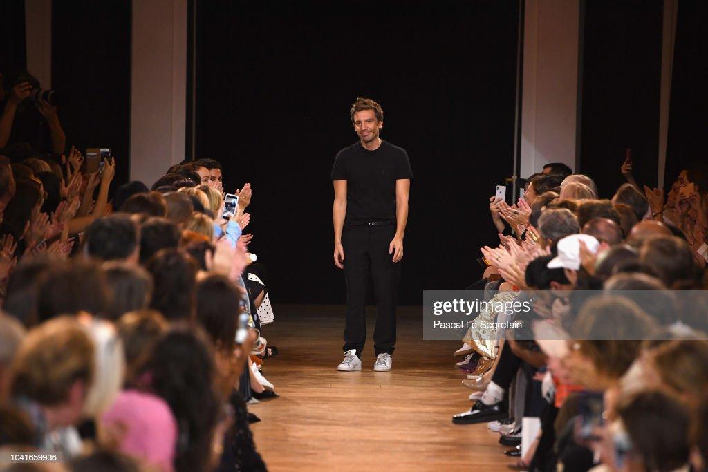 Paco Rabanne: Runway - Paris Fashion Week Womenswear Spring/Summer 2019 : ニュース写真