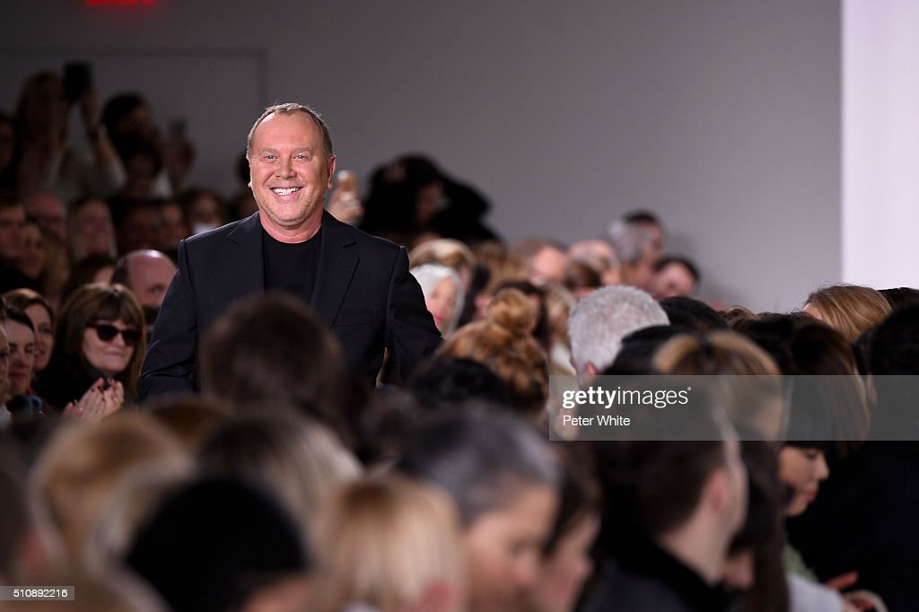 Michael Kors Fall 2016 Runway Show : News Photo