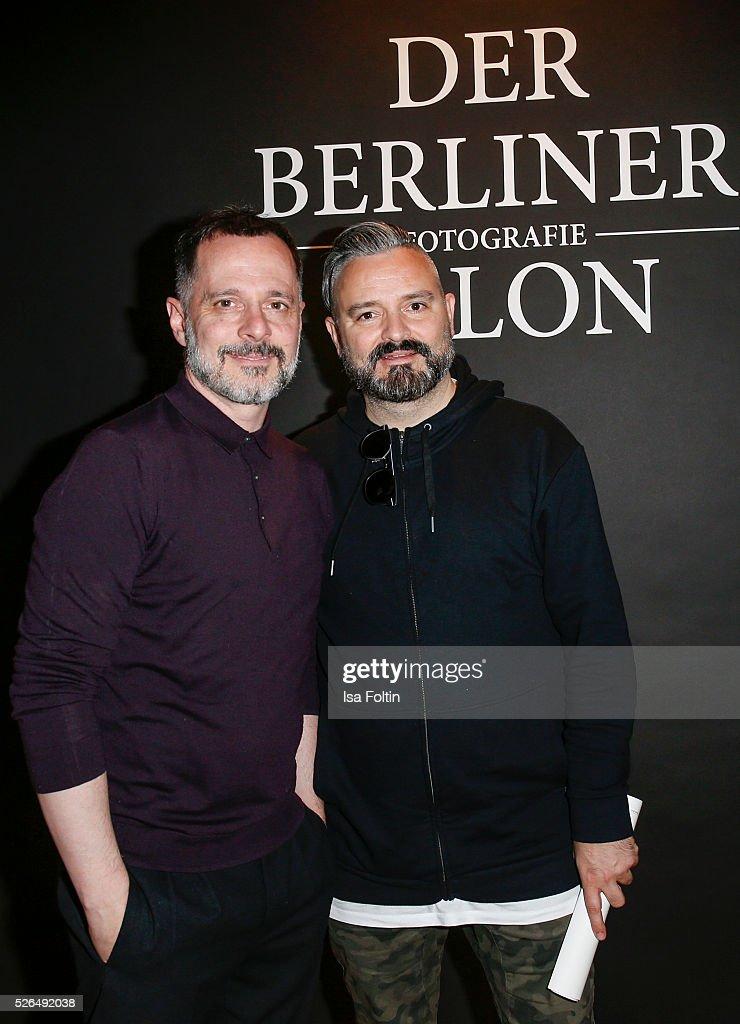 'Der Berliner Fotografie Salon Edition 1' : News Photo