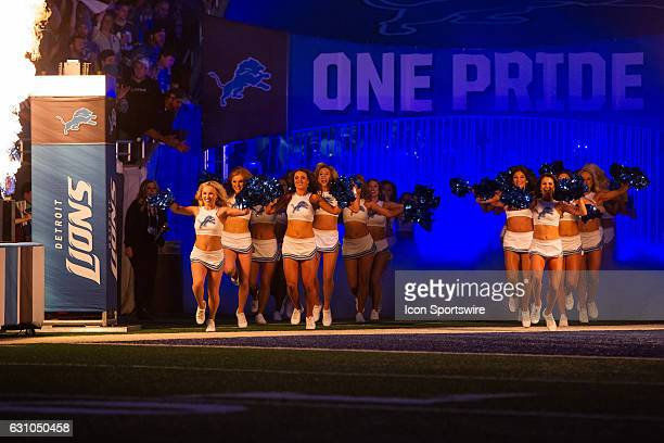 the lions cheerleaders come - photo #41