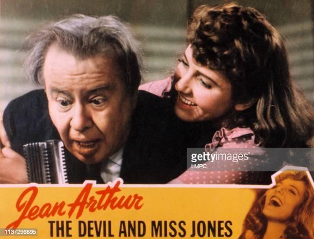 The Devil And Miss Jones Lobbycard Charles Coburn Jean Arthur 1941