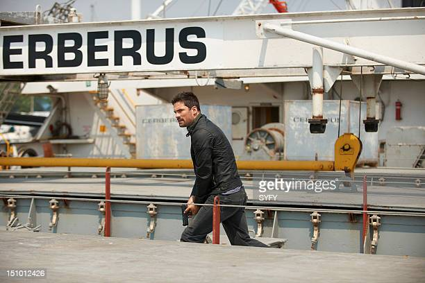 ALPHAS The Devil Will Drag You Under Episode 209 Pictured Warren Christie as Cameron Hicks