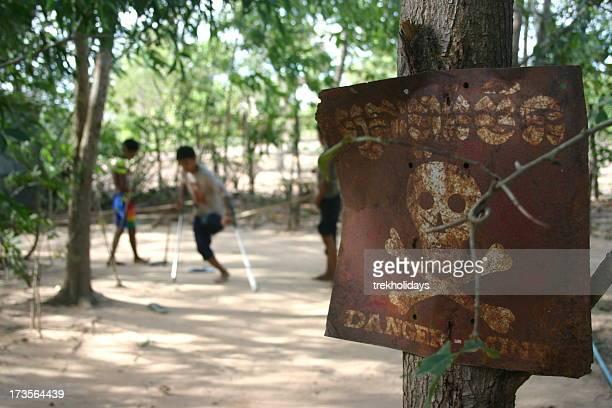 The Devistation of Landmines