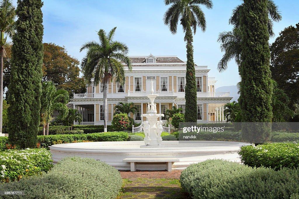 The Devon House in Kingston : Stockfoto