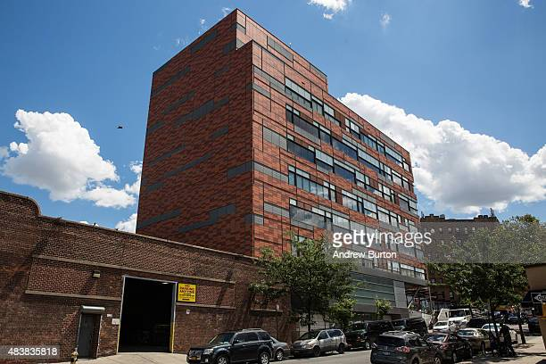 The DHS PATH Intake Center at 151 East 151st Street which houses a water cooling tower that was found to have traces of legionella pneumophila...