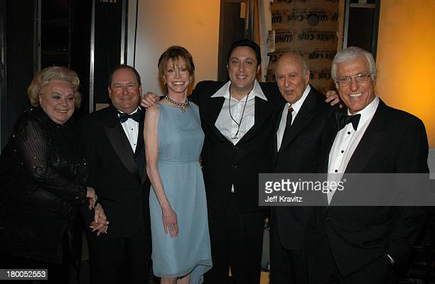 The Dick Van Dyke Show during The TV Land Awards Backstage at Hollywood Palladium in Hollywood CA United States