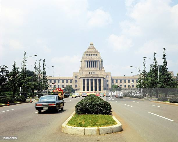 The Diet Building in Showa