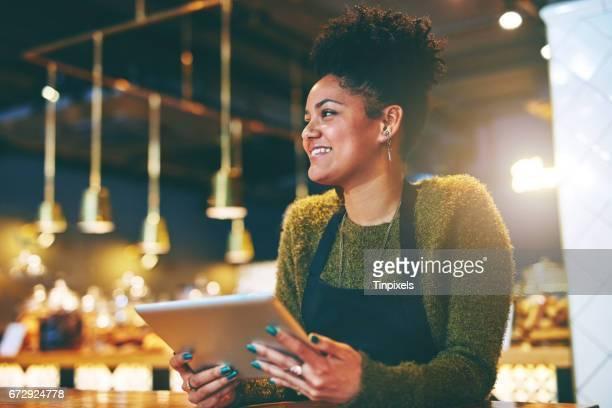 Der digitale Weg, um Dinge zu erledigen in ihrem café