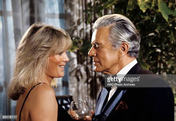 DYNASTY 'The Dinner Party' Season One 1/26/81 Krystle and Blake had their dinner party