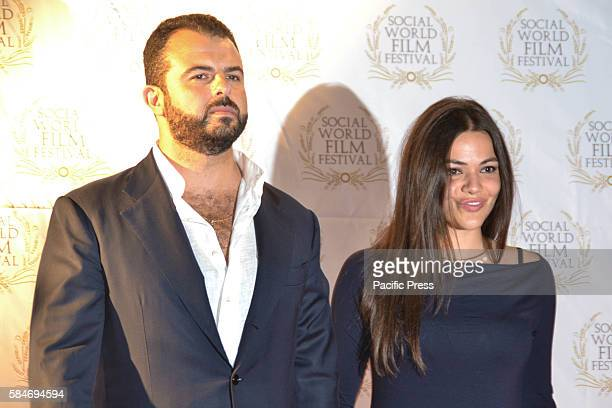 The director Edoardo De Angelis has participated as a special guest to the Social World Film Festival He presented a focus on his film 'Perez' The...