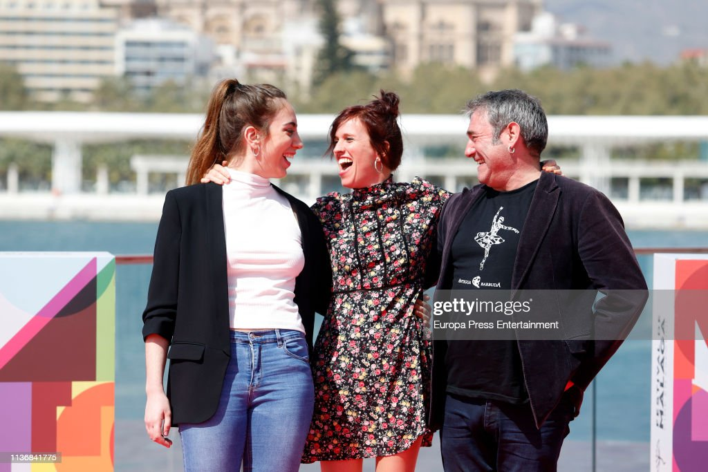 ESP: Presentation Of The Film 'Solo Personal' - Malaga Film Festival 2019