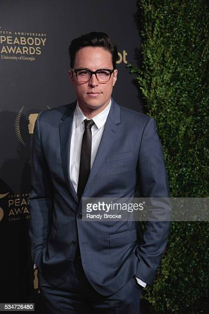 The Director of Beasts of No Nation Cary Fukunaga attends the 75th Annual Peabody Awards Ceremony at Cipriani Wall Street on May 21 2016 in New York...