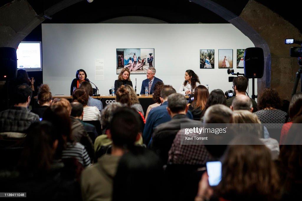 "ESP: ""World Press Photo 2019"" Exhibition Presentation In Barcelona"