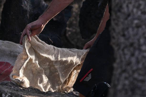 ITA: Sardinia Devastated By Largest Wildfires In Decades