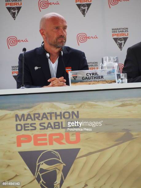 The director of the event Cyril Gauthier announced that the Marathon Des Sables known as the hardest pedestrian race in the world will be held in...