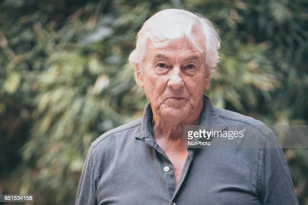 The director Paul Verhoeven attend the photocall of the movie 'Elle' in Rome Italy on March 10 2017
