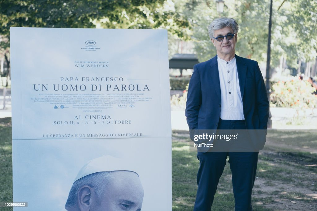 'Pope Francis - A man of his world' - Photocall In Rome