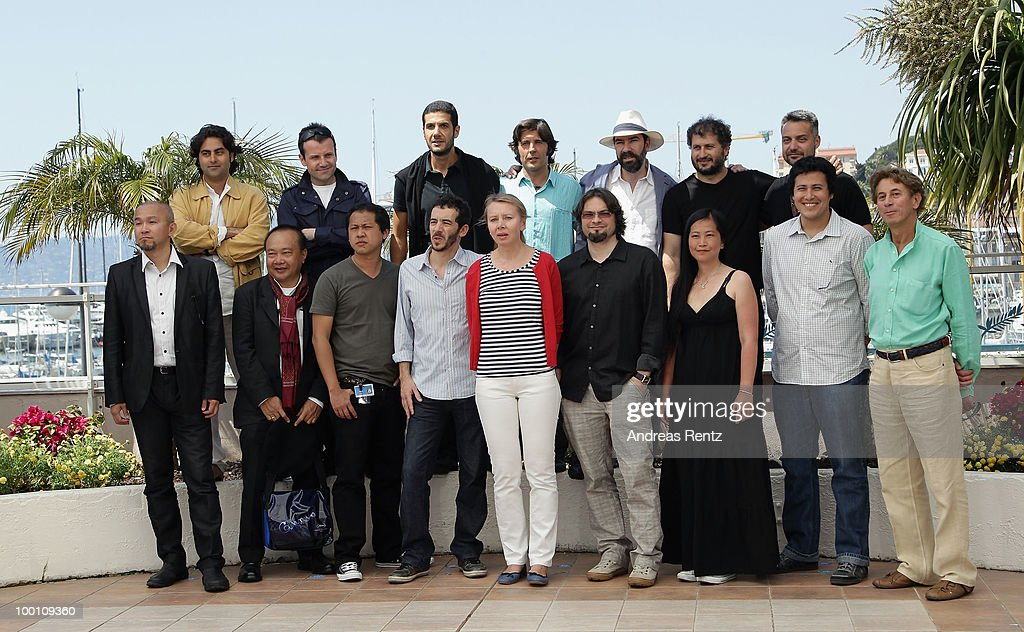 The directors attend the 'L'Atelier' Photocall at the Palais des Festivals during the 63rd Annual Cannes Film Festival on May 21, 2010 in Cannes, France.