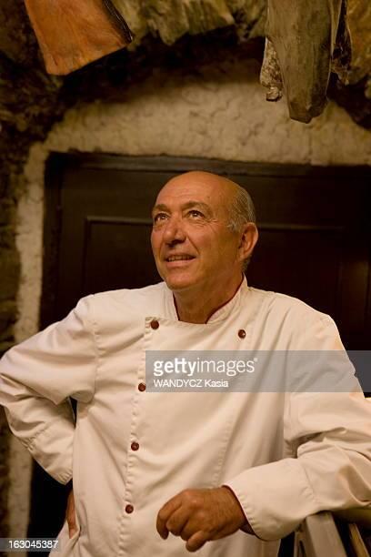The Discovery Of The Corsican Cooking A la découverte d'une région du monde par sa gastronomie Cette semaine la Corse plan de troisquarts souriant de...