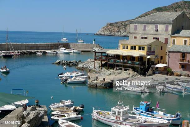 The Discovery Of The Corsican Cooking A la découverte d'une région du monde par sa gastronomie Cette semaine la Corse le port de pêche de CENTURI