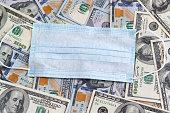 disposable medical mask is top hundreddollar