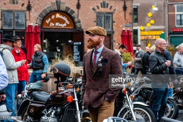 The Distinguished Gentleman's Ride Was Held In Nijmegen Netherlands on September 29 2019 The Distinguished Gentleman's Ride unites classic and...