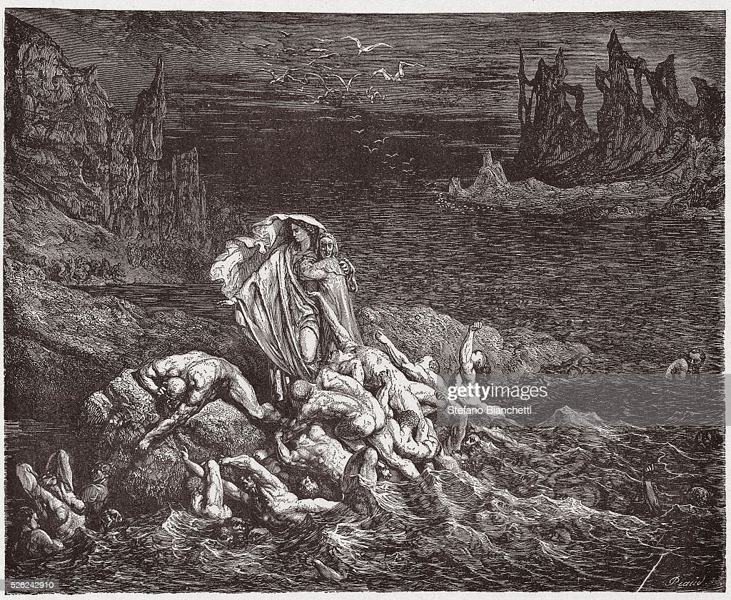 Virgil Dantes Inferno The Divine Comedy , In...