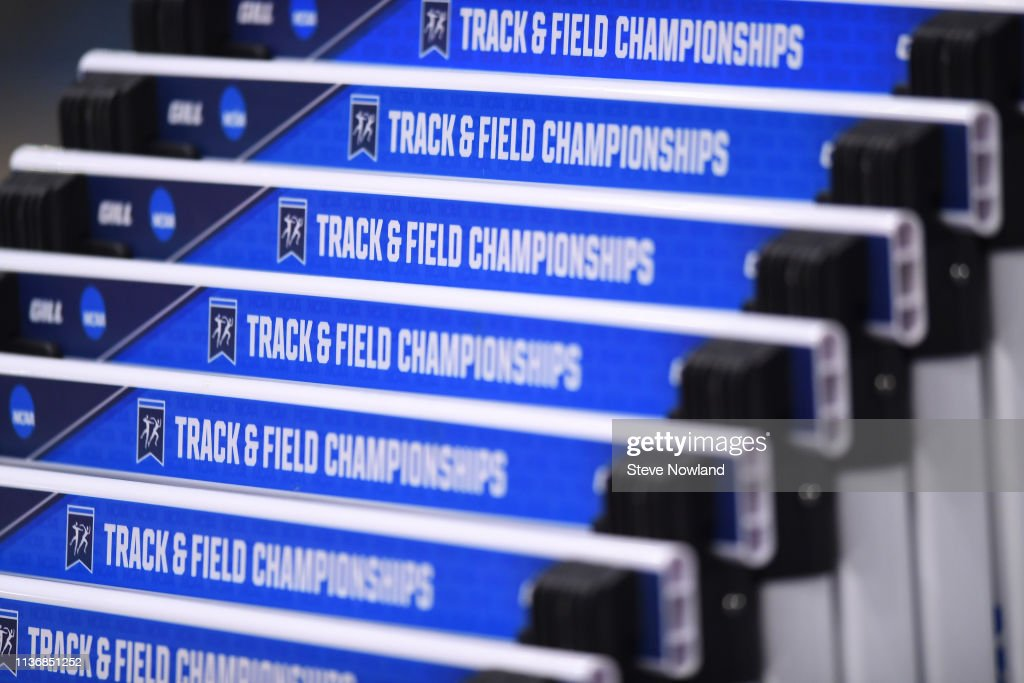 2019 NCAA Division I Men's and Women's Indoor Track and Field Championship : News Photo