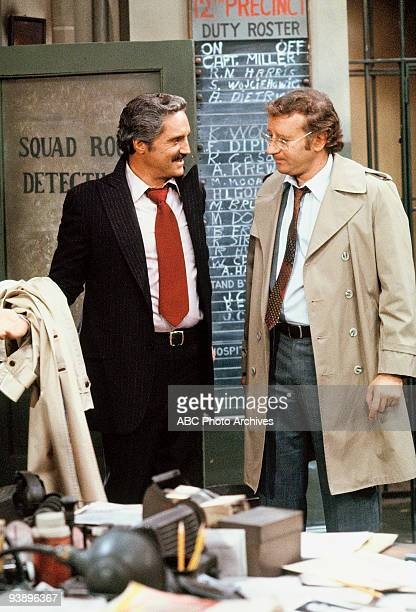 MILLER The DNA Story Season Six 12/13/79 Barney and Dietrich searched for a missing viral strain stolen from a lab