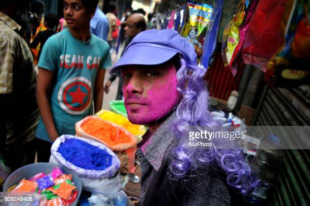 The Dol Purnima a festival of colors of Hindu community was celebrated on Thursday 01 March 2018 across Bangladesh with due religious favor and...