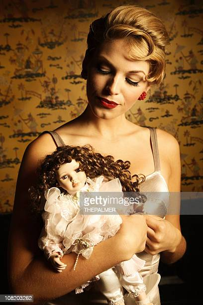 the dolls - dolly golden stock pictures, royalty-free photos & images