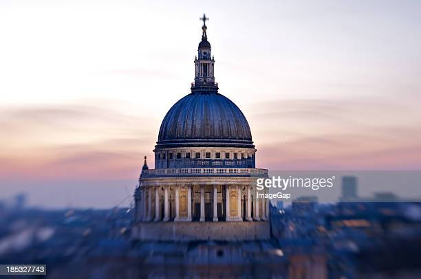 The Dome of St.Pauls Cathedral