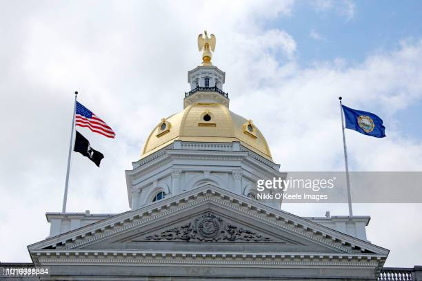 The Dome of the New Hampshire State Capitol