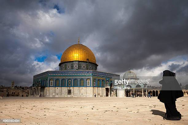 JERUSALEM ISRAEL JERUSALEM ISRAEL The Dome of the Rock is a shrine located on the Temple Mount in the Old City of Jerusalem It was initially...