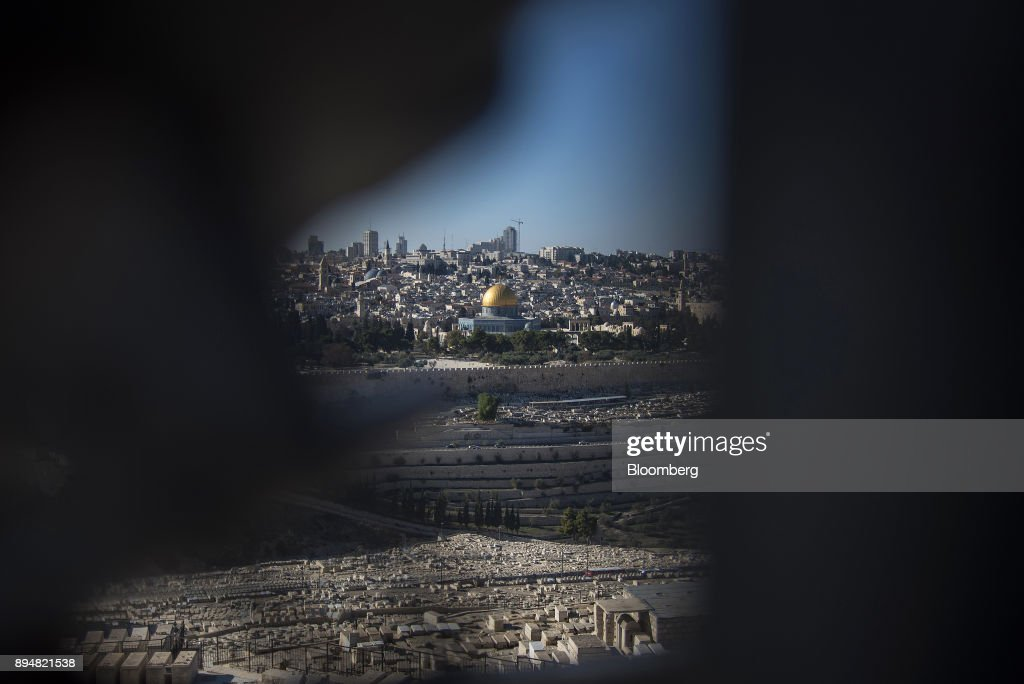 City Economy As U.S. President Recognizes Jerusalem As Israel's Capital