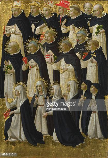 The Dominican Blessed c 14231424 Found in the collection of the National Gallery London