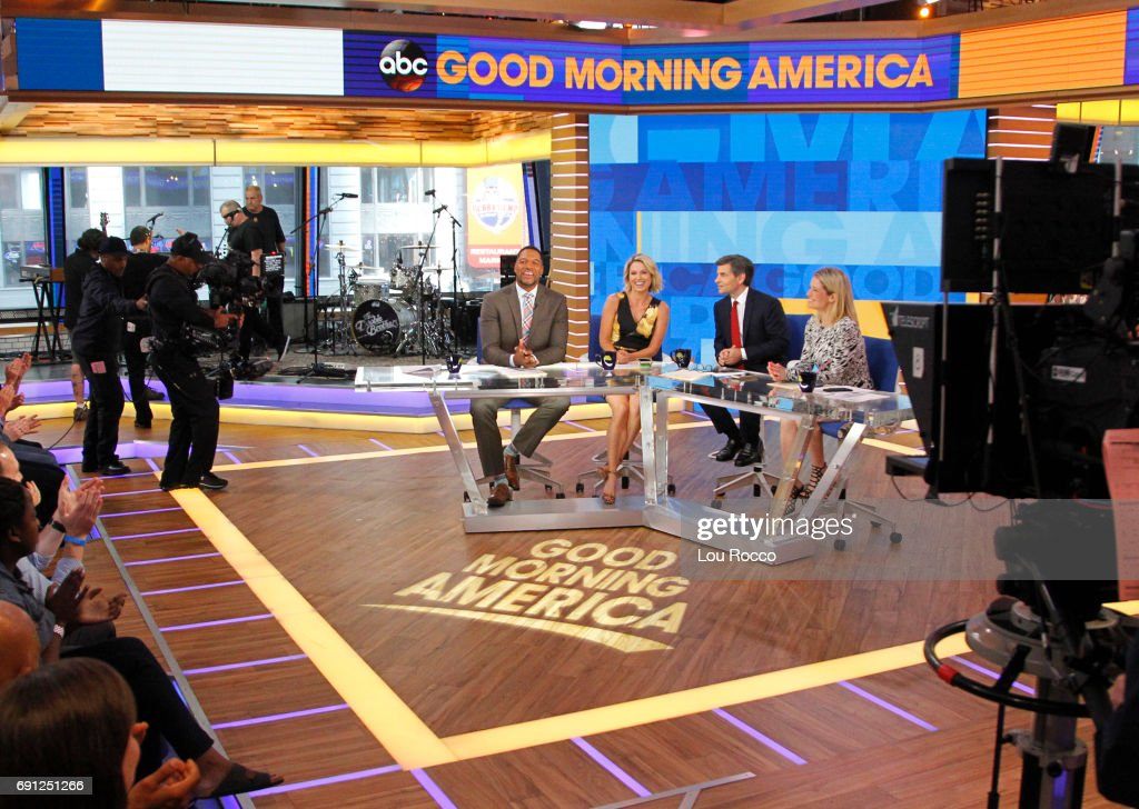 "ABC's ""Good Morning America"" - 2017 : Fotografía de noticias"