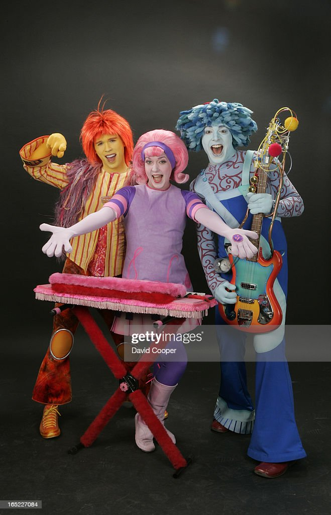The Doodlebops A Three Person Rock Band For Kids Moe Deedee And