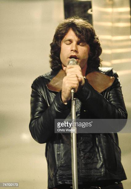 The Doors 1968 Jim Morrison in London United Kingdom