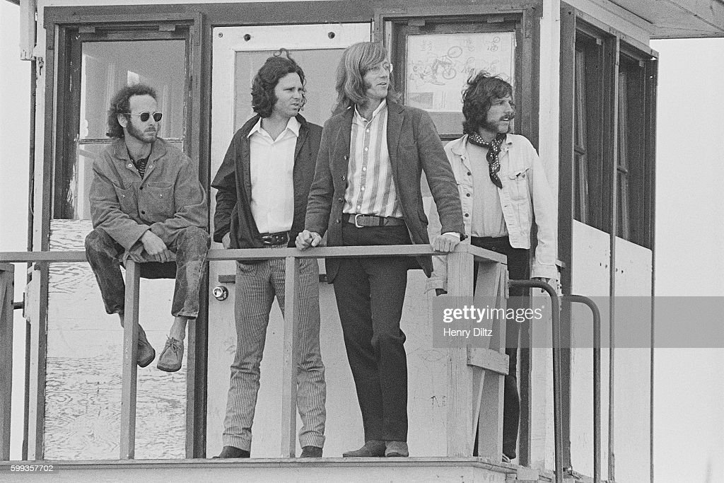 The Doors on Lifeguard Tower  sc 1 st  Getty Images & The Doors on Lifeguard Tower Pictures   Getty Images
