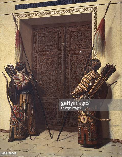 The Doors of Tamerlane 18711872 Found in the collection of the State Tretyakov Gallery Moscow
