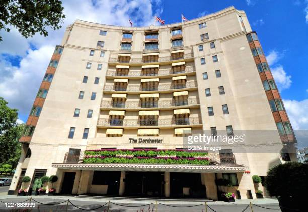 The Dorchester in Park Lane, a choice for celebrities for many years. Many of London's 5 star Luxury Hotels which are world renowned are still...