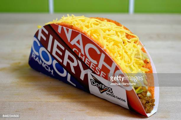 The Doritos Locos Taco continues to be a best seller for Taco Bell