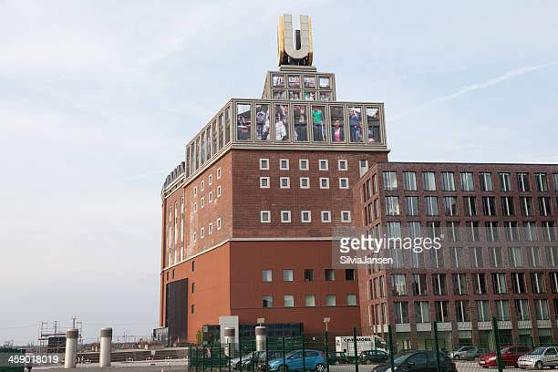 the dortmund u - dortmund city stock pictures, royalty-free photos & images
